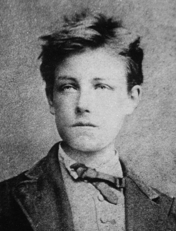 Arthur Rimbaud, dichter die intens leefde