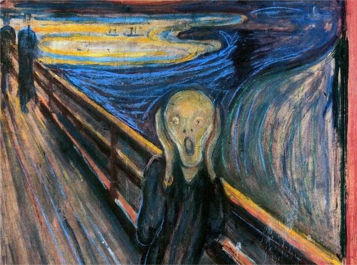 El grito de Edward Munch