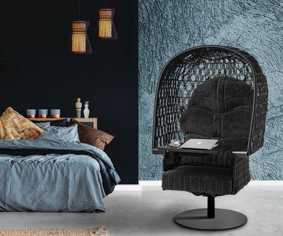 Hvis du er en Star Wars-fan, interesserer disse møblene designet av Kenneth Cobonpue deg