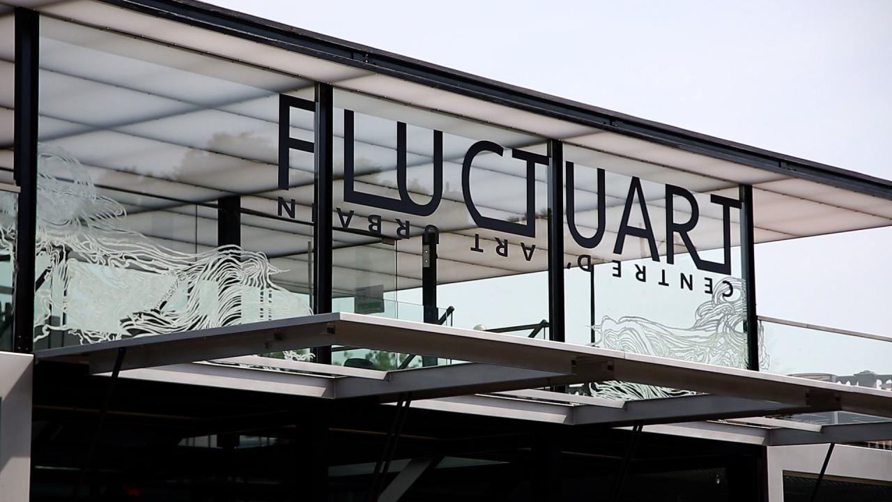 Fluctuart Urban Art Center