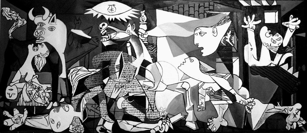 Guernica από τον Pablo Picasso