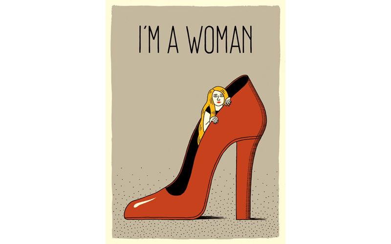 I'm a woman de Luci Gutiérrez