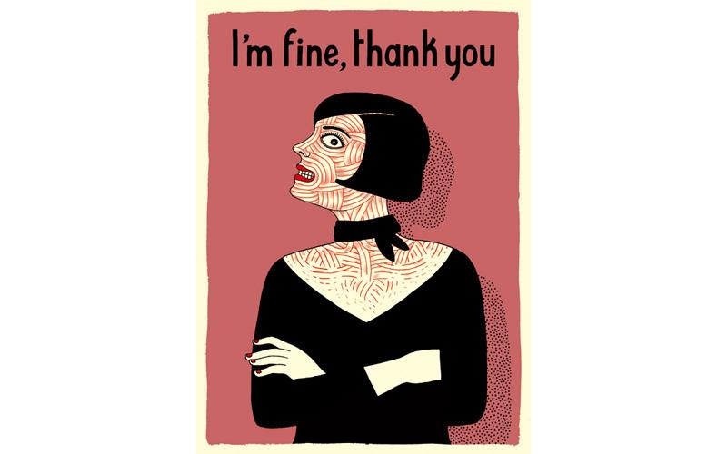 I'm fine, thank you de Luci Gutiérrez