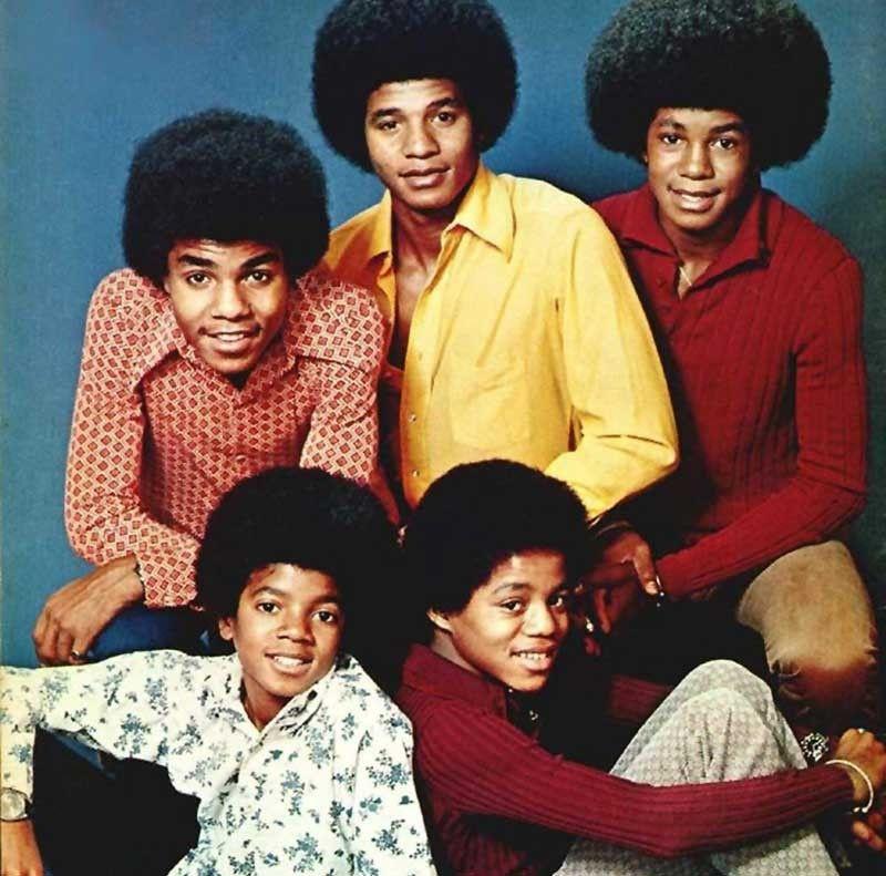 El afro de los Jackson 5