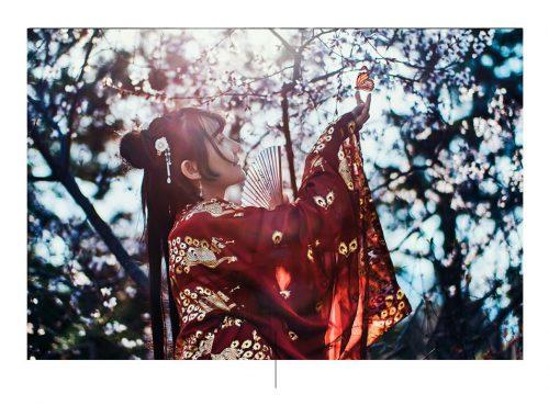 Kimono historie