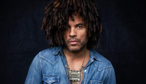 El afro de Lenny Kravitz