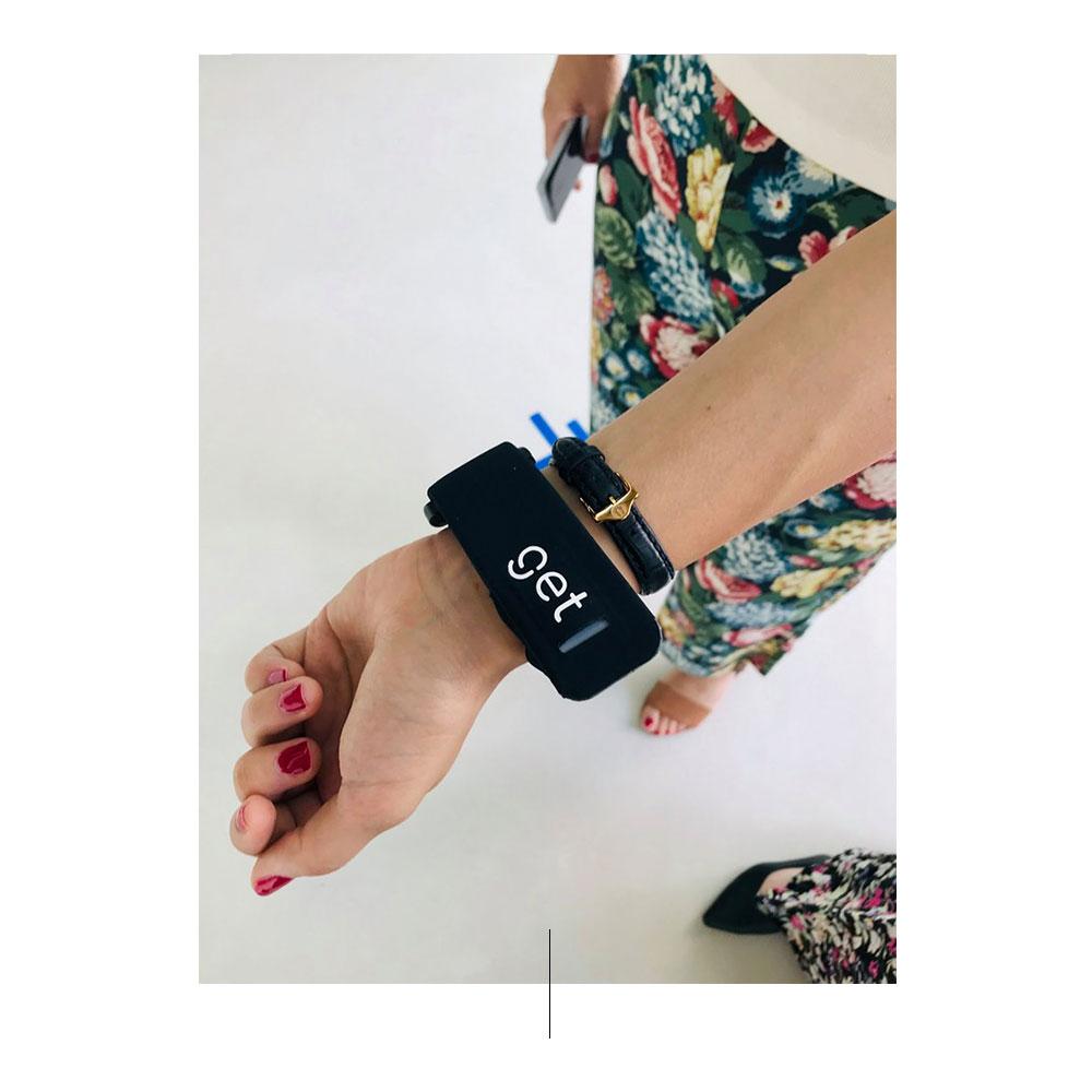 bracelet word project MAXXI
