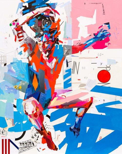 Collage Peak av Patrick Bremer