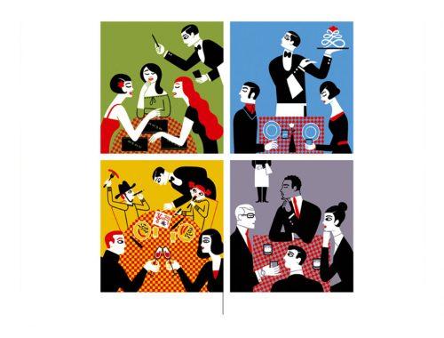 Luci Gutiérrez illustraties