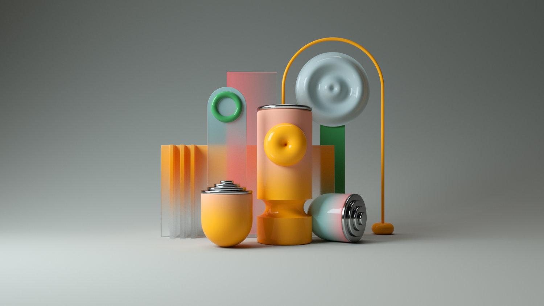 Design av kunstdirektør Santi Zoraidez