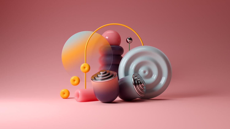 Hoeken van kleuren van Santi Zoraidez