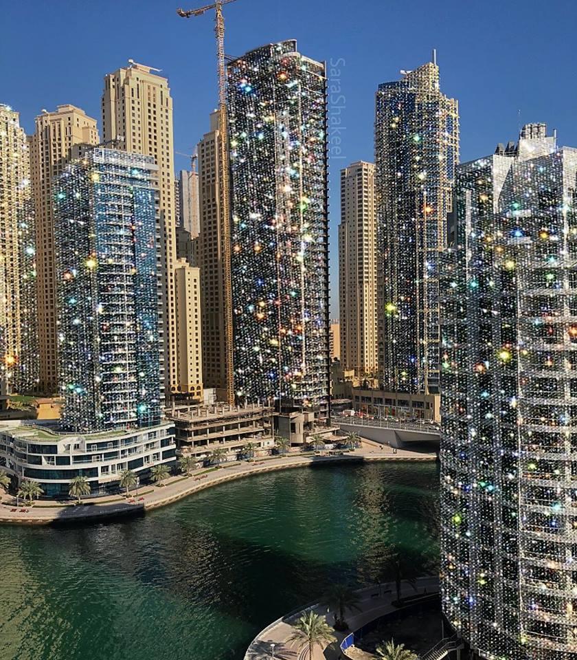 Ντουμπάι από την Sara Shakeel