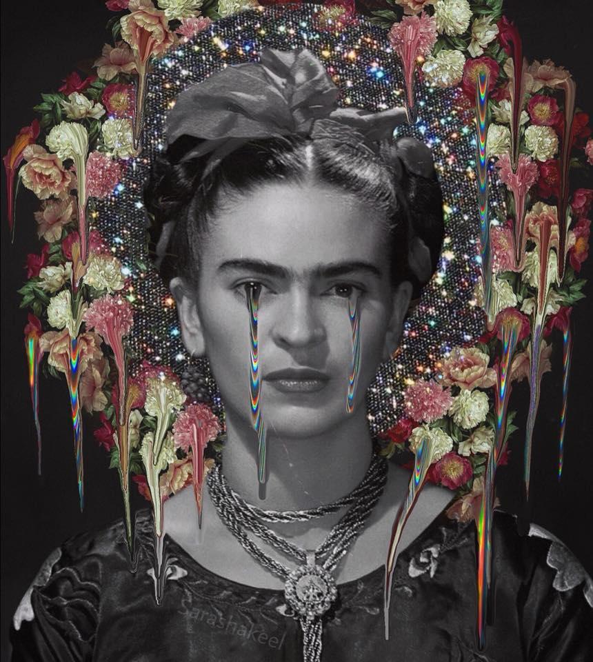 Η Frida γνωρίζει από τη Sara Shakeel