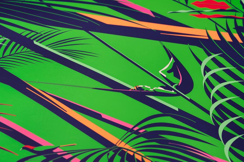 Colori e stile nei design Futura