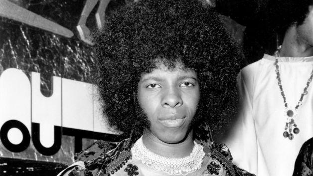 El afro de Sly Stone