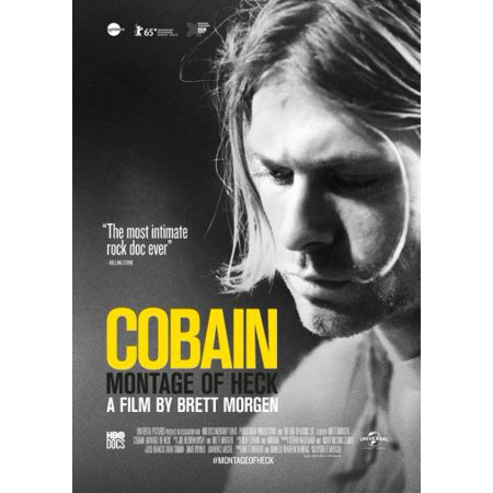 Poster ufficiale di Cobain: Montage of Heck