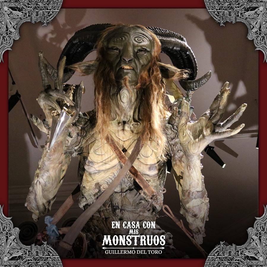 Hjemme med monstrene mine. Foto av: FB @ encasaconmismonstruos / photos