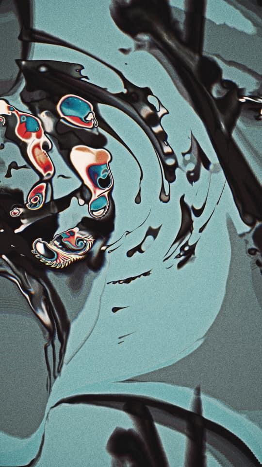 estética neo-psicodélica de Yoshi Sodeoka