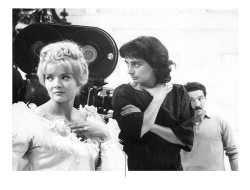 Agnés Varda in de film van Cleo.