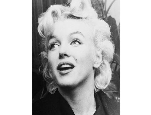 Marilyn Monroe van Leigh Wiener. Foto: leighwiener.com