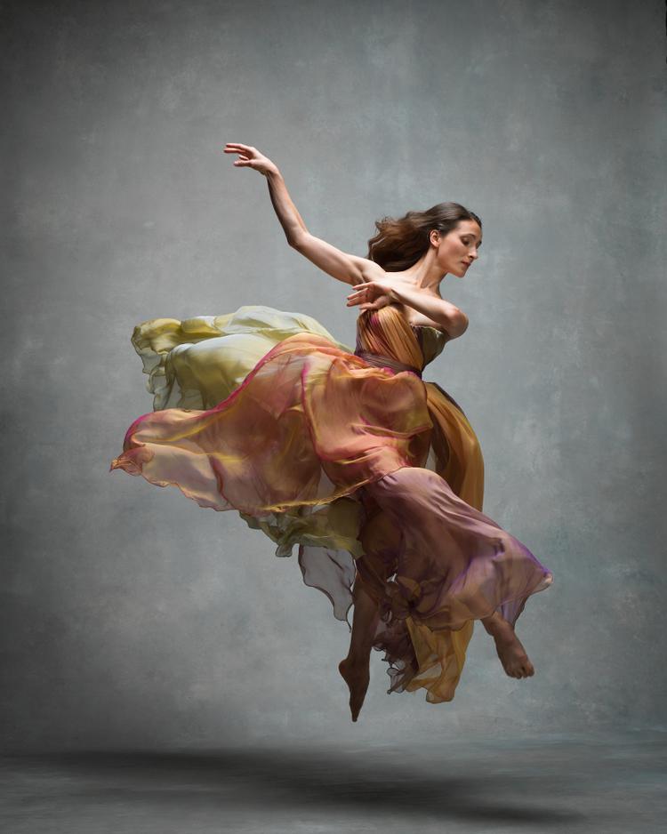 Masha Dashkina Maddux. Foto: NYC Dance Project