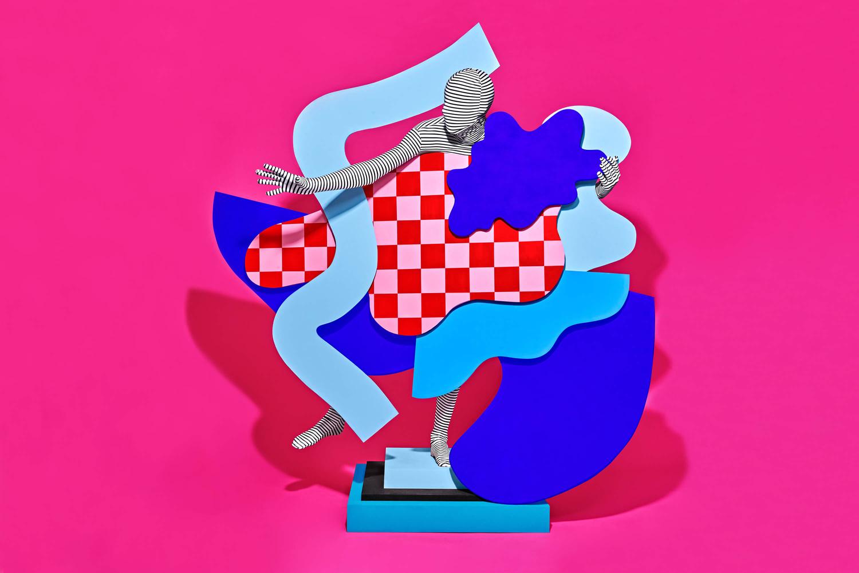 Red trophy de Leta Sobierajski. Foto: Leta Sobierajski