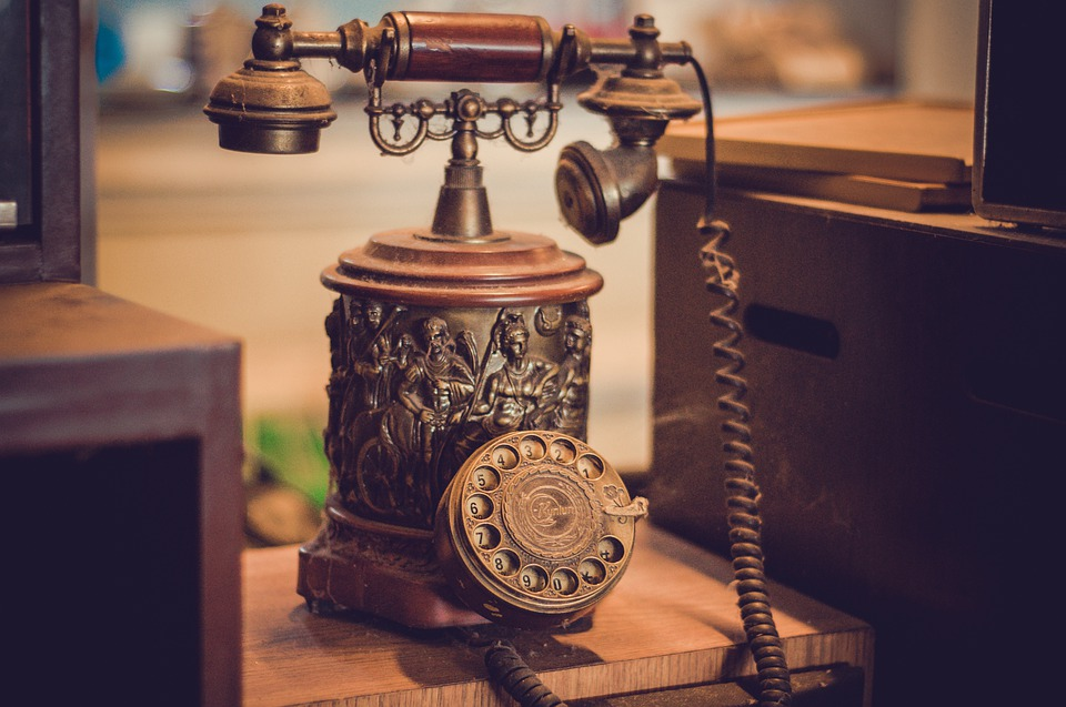 Teléfono. Foto pixabay.com