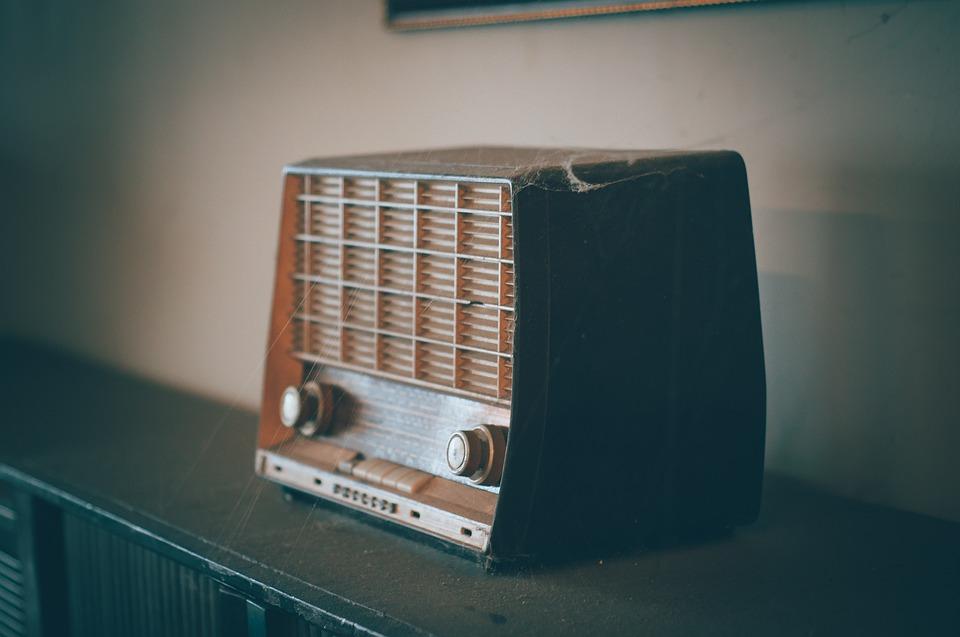 Radio. Foto de pixabay.com