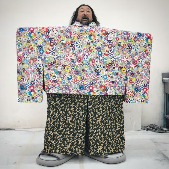 Takashi Murakami.