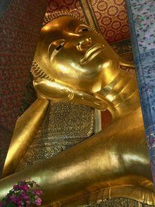 Buda de Wat Pho. Foto de pinterest.com