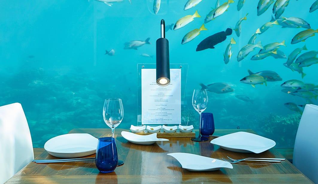 Ideale per un soggiorno romantico. Foto: Conrad Maldives