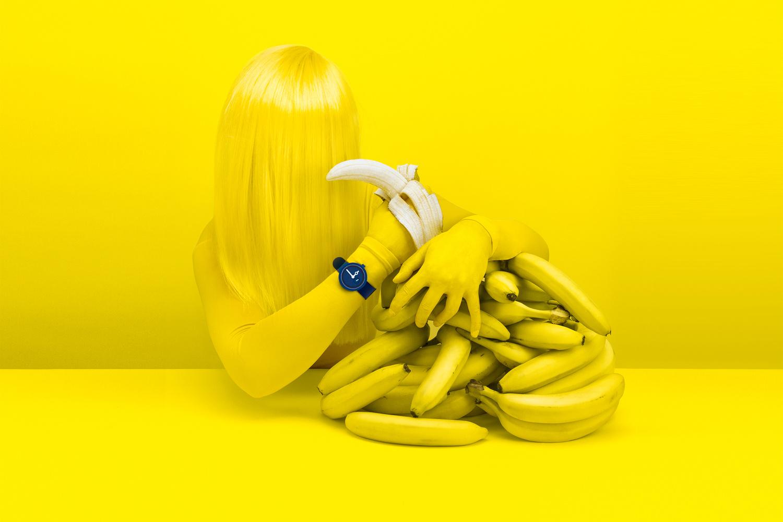 Banana de Leta Sobierajski. Foto: Leta Sobierajski
