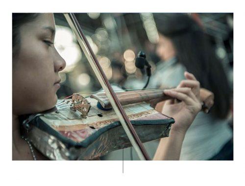 Orquesta de Cateura. Foto: pinterest.com