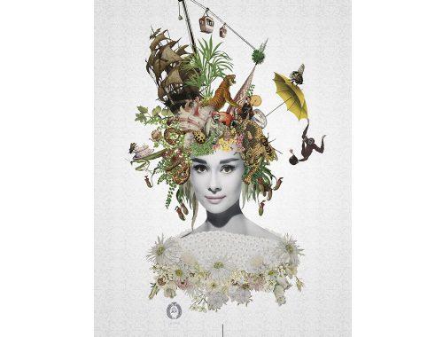 Maria Rivans. Foto de FB@Maria-Rivans-Collage