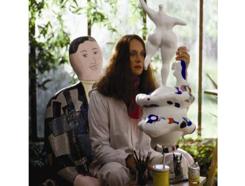 Niki av Saint Phalle. Foto: Niki Charitable Art Foundation