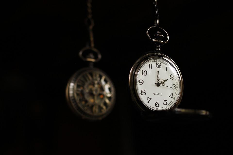 Reloj. Foto de pixabay.com