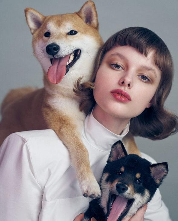 Doggy love Foto. Xiao Wei Xu