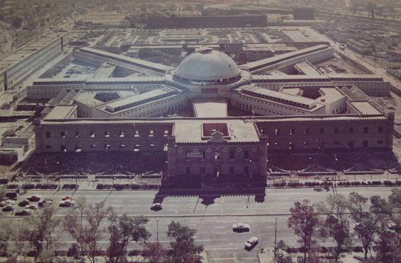 Lecumberri Palace. Foto fra: Pinterest.com