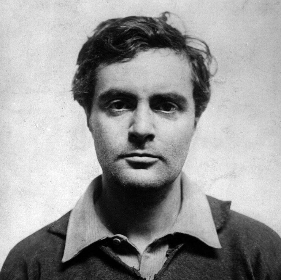 Amadeo Modigliani. Foto de: pinterest.com