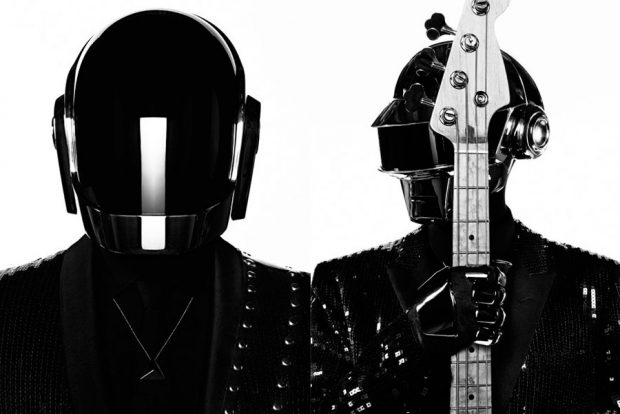 Daft Punk per Saint Laurent Paris