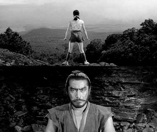 Akira Kurosawa. Foto de: pinterest.com