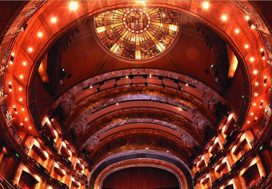 Palazzo delle Belle Arti. Foto di: FB @ palaciobellasartesoficial