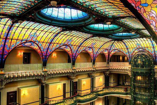 Hoteles con historia que vale la pena conocer en la CDMX