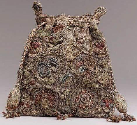 Historia del bolso. Foto de: pinterest.com