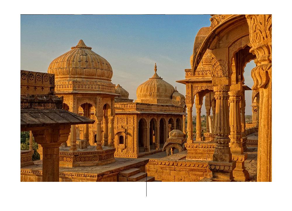 Tempels in India Foto door: pixabay.com