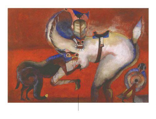 ਫ੍ਰਾਂਸਿਸਕੋ ਟੋਲੇਡੋ ਦਾ ਘੋੜਾ. ਫੋਟੋ: museoblaisten.com