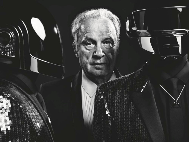 Daft Punk e Giorgio Moroder