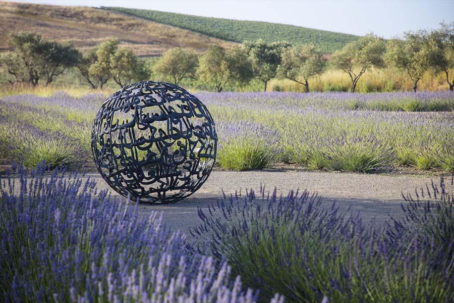 Parque de esculturas, California. Foto de: artsy.net