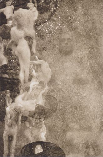 Filosofía de Gustav Klimt.