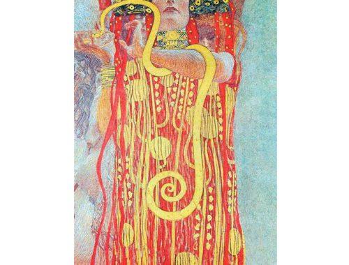 Gustav Klimt censura